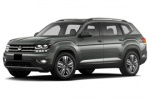 Volkswagen Atlas rims and wheels photo
