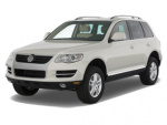 Photo 2009 Volkswagen  Touareg 2