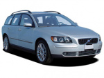Volvo  V50 wheels bolt pattern