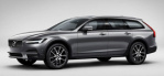 Volvo V90 Cross Country tire size