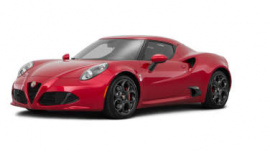 Photo 2015 Alfa Romeo 4C Spider