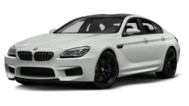 Photo 2017 BMW M6 Gran Coupe