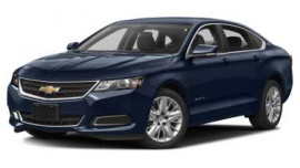 2016 Chevrolet Impala Cng 3Lt >> Chevrolet Impala Curb Weight, GVWR, Payload Capacity