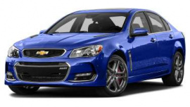 Photo 2016 Chevrolet SS