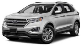 Ford Edge Models Weight Across Years