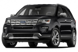 Photo 2018 Ford Explorer