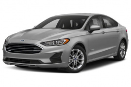 Photo 2020 Ford Fusion Hybrid