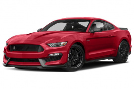 Photo 2019 Ford Shelby GT350