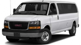 Photo 2017 GMC Savana 3500