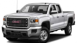 Photo 2016 GMC Sierra 2500HD