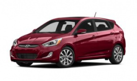 Photo 2015 Hyundai Accent