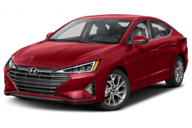 Photo 2019 Hyundai Elantra