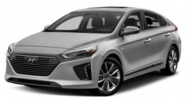 Photo 2017 Hyundai Ioniq Hybrid