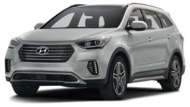 Photo 2017 Hyundai Santa Fe
