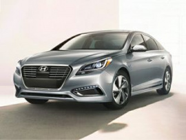 Photo 2016 Hyundai Sonata Hybrid