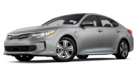 Photo 2017 Kia Optima Plug-In Hybrid