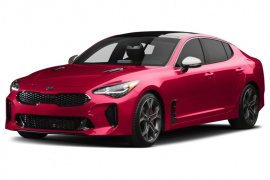 Photo 2018 Kia Stinger
