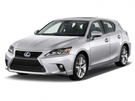 Photo 2015 Lexus CT 200h