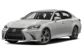 Photo 2018 Lexus GS 350