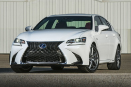Photo 2018 Lexus GS 450h