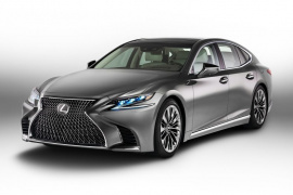 Photo 2018 Lexus LS 500