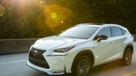 Photo 2017 Lexus NX 200t