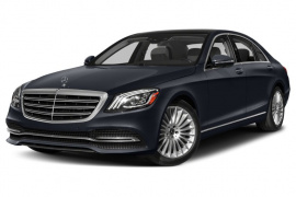 Photo 2019 Mercedes-Benz Mercedes-Benz S-Class
