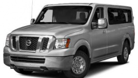 Photo 2016 Nissan NV Passenger NV3500 HD