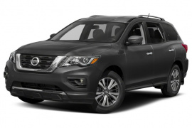 Photo 2018 Nissan Pathfinder