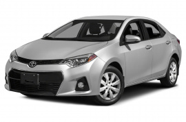 Photo 2015 Toyota Corolla