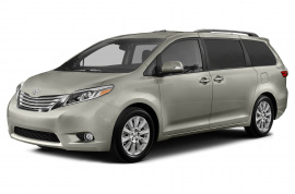 Photo 2015 Toyota Sienna