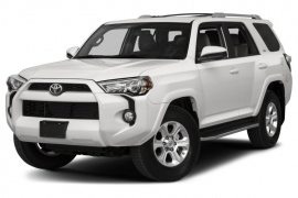 Photo 2018 Toyota 4Runner