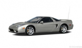 Photo 2003 Acura  NSX-T