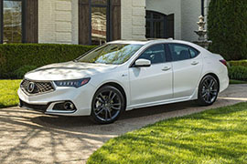 2017 Acura Tlx 0 60 Times And Quarter Mile