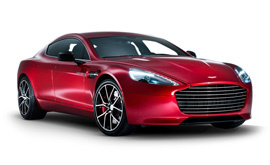 Photo 2017 Aston Martin Rapide S