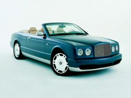 Photo 2009 Bentley  Azure