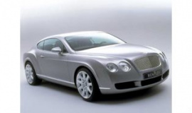 Photo 2003 Bentley Continental GT
