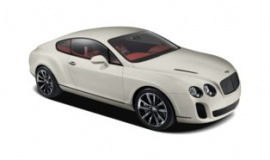 Photo 2012 Bentley  Continental Supersports