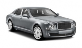 Photo 2015 Bentley Mulsanne