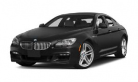 Photo 2015 BMW 640 Gran Coupe