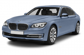 Photo 2013 BMW ActiveHybrid 740