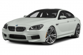 Photo 2014 BMW M6 Gran Coupe