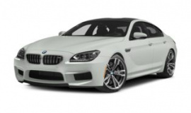 Photo 2015 BMW M6 Gran Coupe