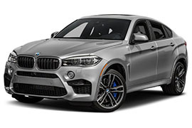 Bmw X6 M 0 60 Times Quarter Mile Acceleration Stats