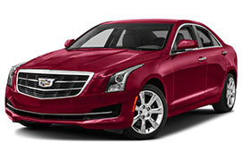 Photo 2018 Cadillac ATS