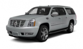 Photo 2014 Cadillac Escalade ESV