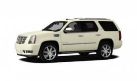 Photo 2011 Cadillac  Escalade Hybrid