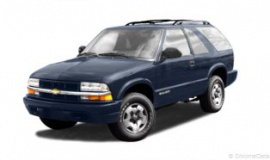 Photo 2002 Chevrolet  Blazer