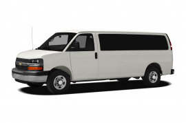 Photo 2010 Chevrolet Express 1500