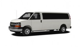 Photo 2012 Chevrolet Express 1500